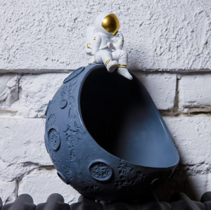 Astronaut & Planet Storage Bowl