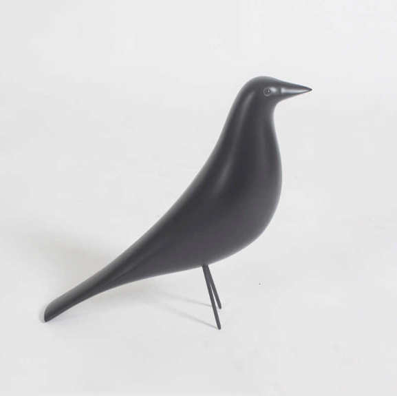Nordic Bobo Feeder Bird Decor