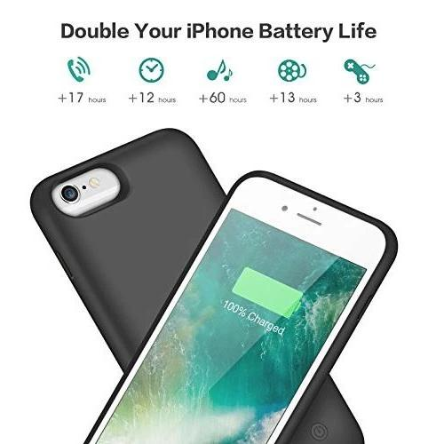 Iphone 6 plus Smart Charging Case