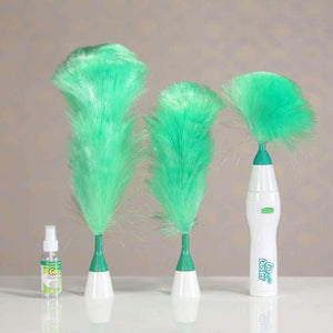 ELECTRIC FEATHER DUSTER