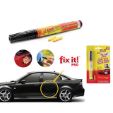 Combo: Car Scratch Fixer Pen + Car Dent Repair Kit