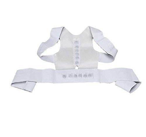 Royal Magnetic Posture Corrector white