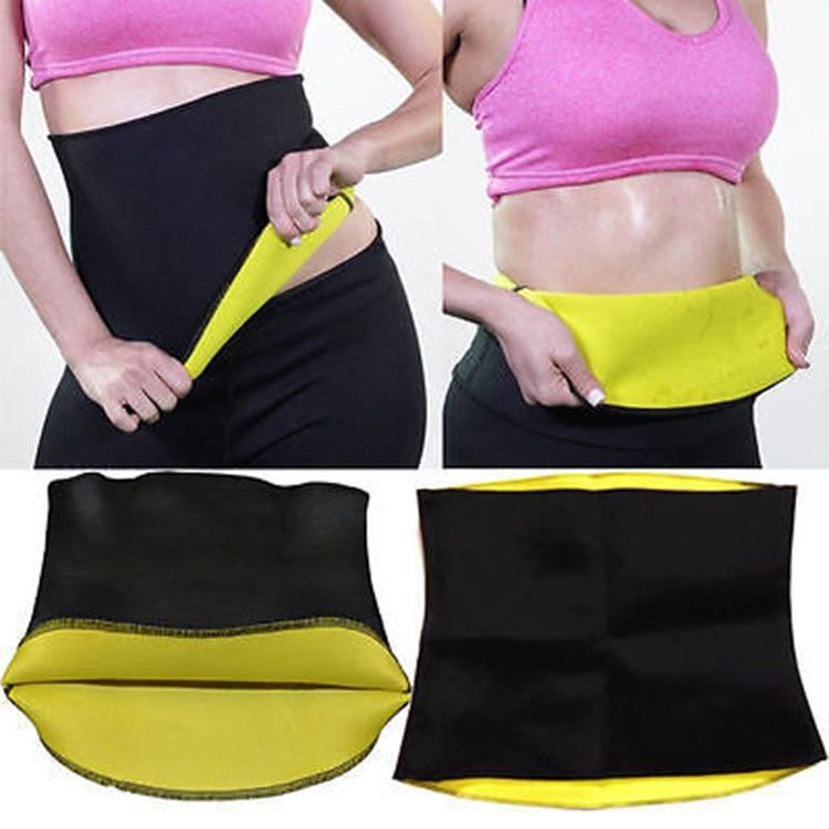 Hot Shapers Slimming Belt - -