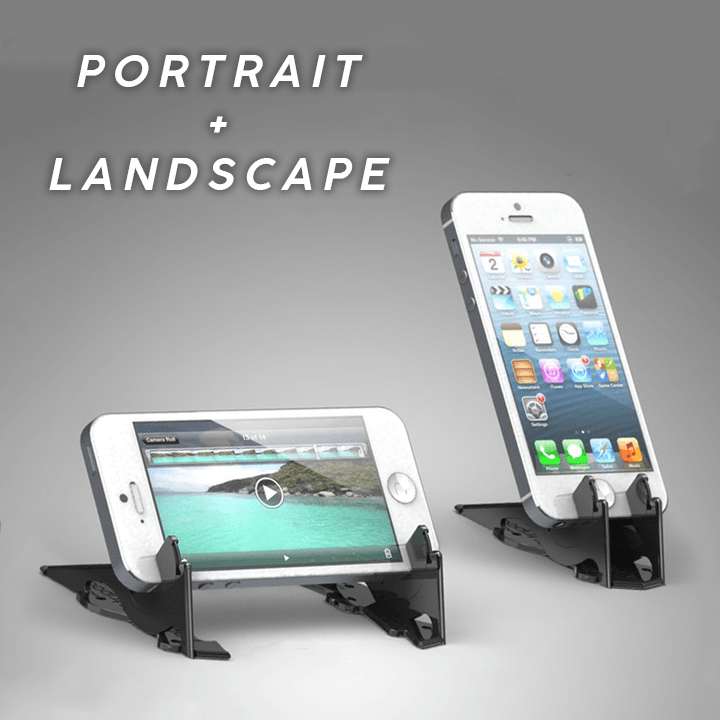 SLEEK FOLDABLE PHONE STAND