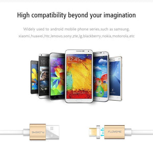 Magnetic Premium Quality Charging Cable - -
