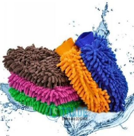 Microfibre Multi Functional Super Mits (Pack Of 2) - - Home And Living
