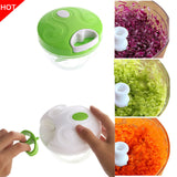 POWERFUL HANDY VEGETABLE AND FRUIT CHOPPER