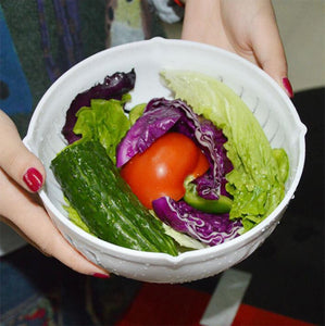 Magic Salad Cutter Bowl