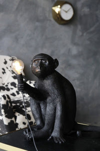 Modern Decor Monkey Lamp for Living Room/Study Room/Home Decor