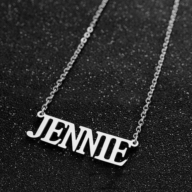 Hallyu Street Bagues Collier Jennie / 20cm Bague BTS BLACKPINK Army 2020 Edition™