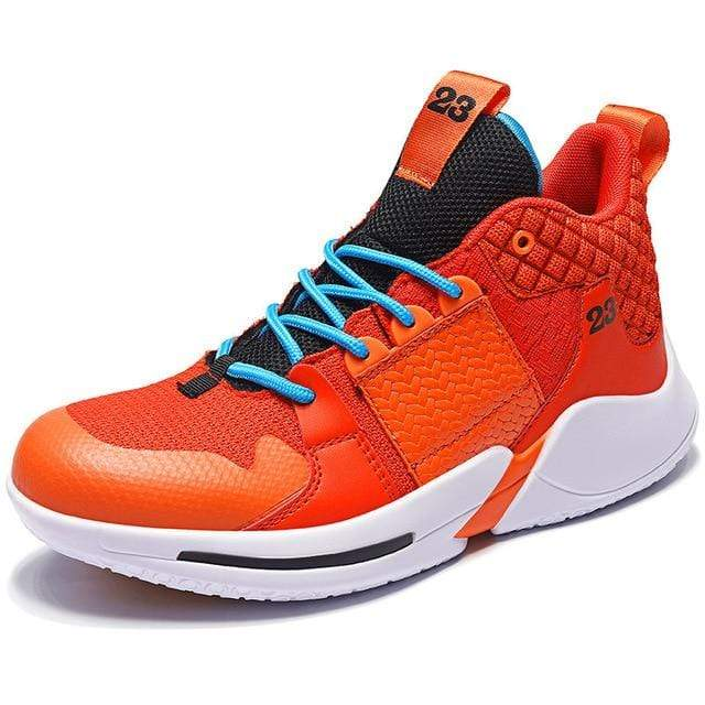 Hallyu Street Baskets Orange / 37 Baskets 23™