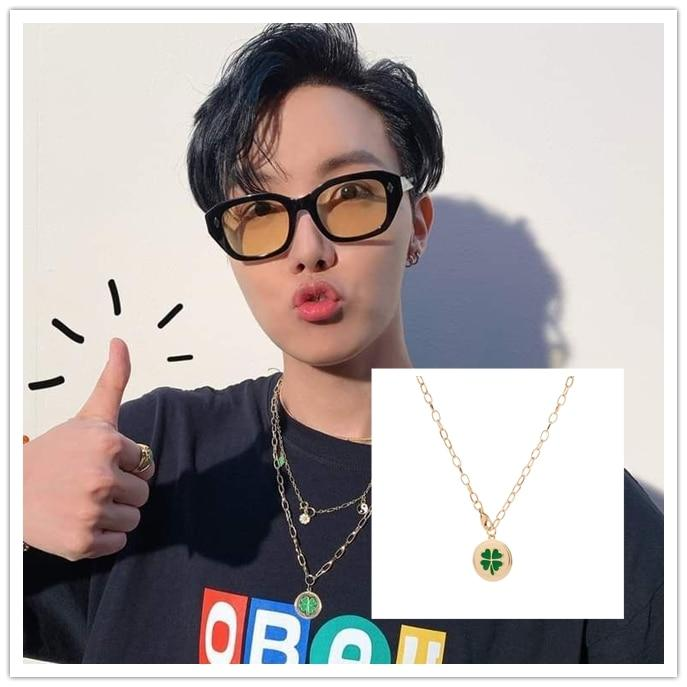 Hallyu Street Colliers Collier BTS J-Hope HOPEFULLY™
