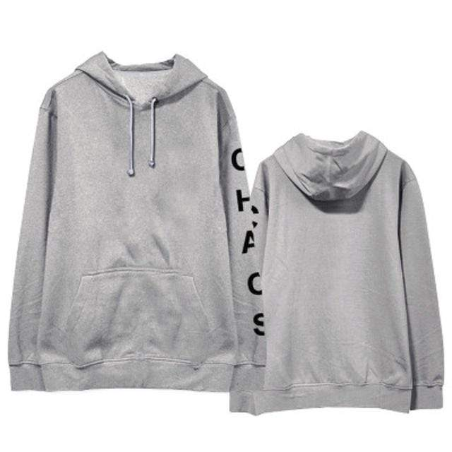 Hallyu Street Hoodies Gris / L / Livraison offerte Hoodie Without You (NCT Edition)