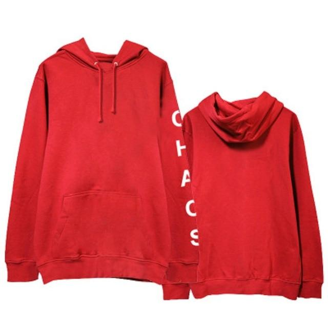 Hallyu Street Hoodies Rouge / L / Livraison offerte Hoodie Without You (NCT Edition)