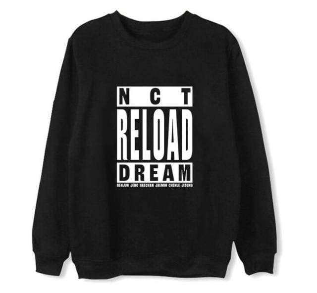 Hallyu Street Noir / XXL T-SHIRT NCT NEW ALBUM EDITION RELOAD™