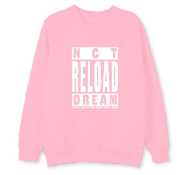 Hallyu Street Rose / M T-SHIRT NCT NEW ALBUM EDITION RELOAD™