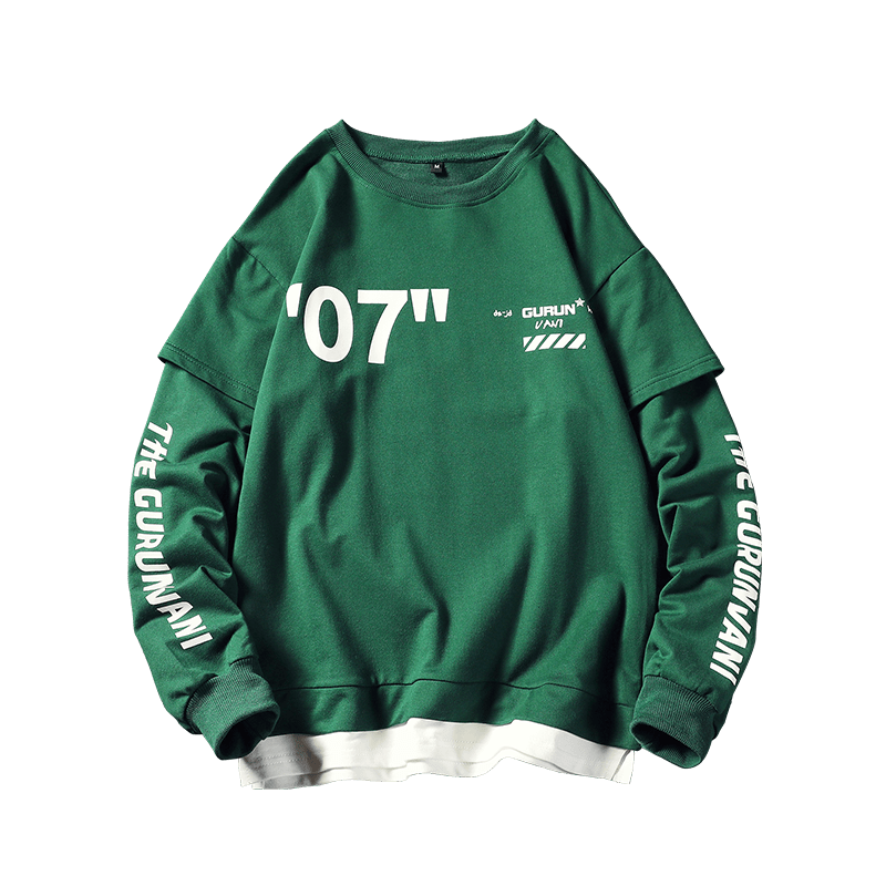 Hallyu Street Sweatshirts Sweatshirt CAREFUL™