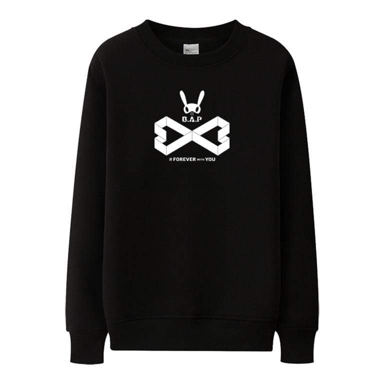 Hallyu Street Sweatshirts Sweatshirt Forever With You B.A.P™