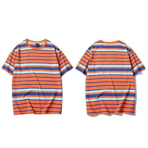 Hallyu Street Tshirts Orange / L Tshirt Retro Beach™
