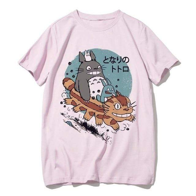 Hallyu Street Tshirts Tshirt Ghibli Collection™