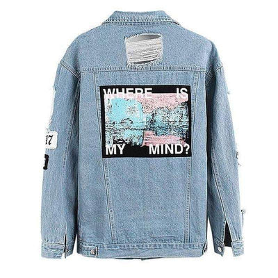 Hallyu Street Vestes Veste Coréenne BTS Where is My Mind™