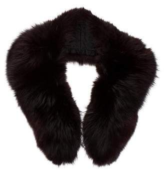 LIMITED EDITION BLACK FUR STOLE