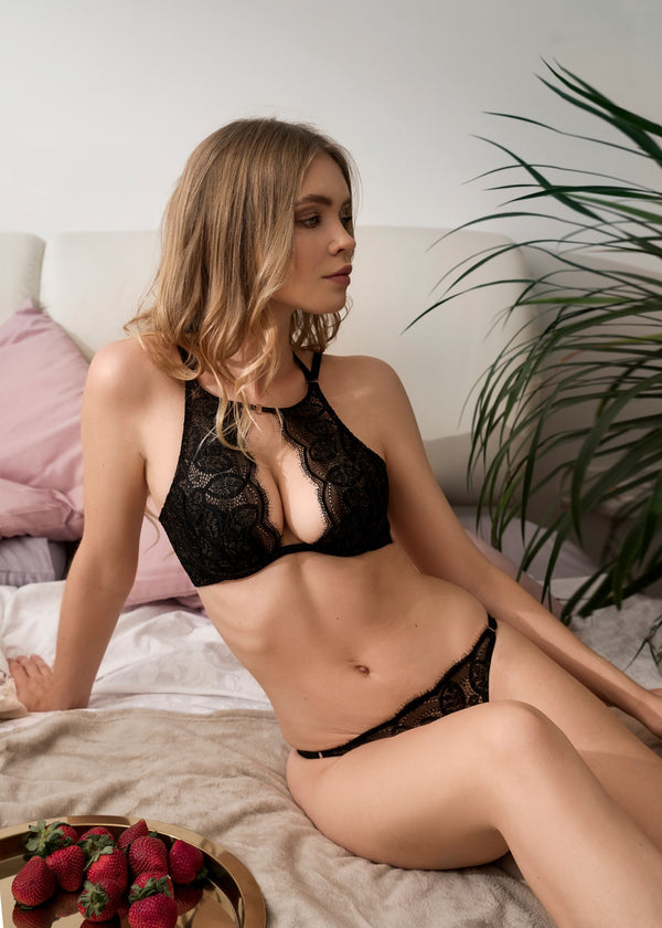 KIRSTEN LACE BRA - Innate Intimates