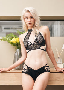 NICKI BRIEF BLACK - Innate Intimates