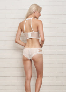 NICKI BRIEF WHITE - Innate Intimates