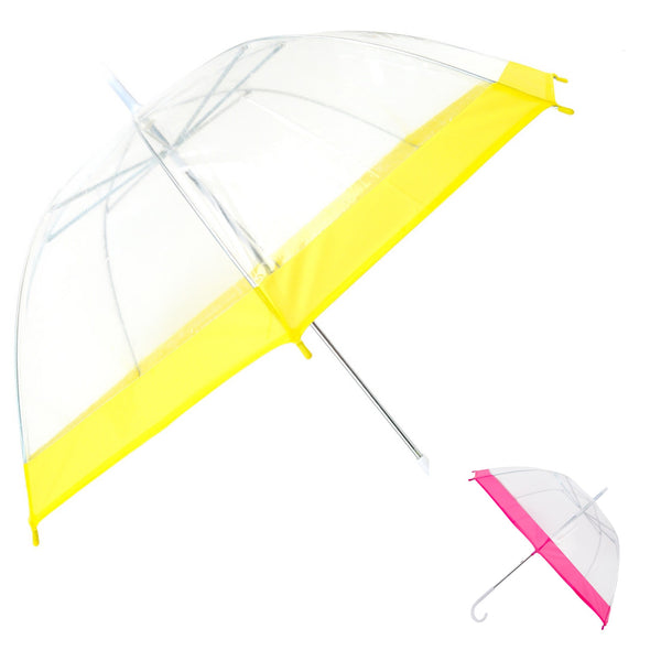 Kids See-Through Umbrella