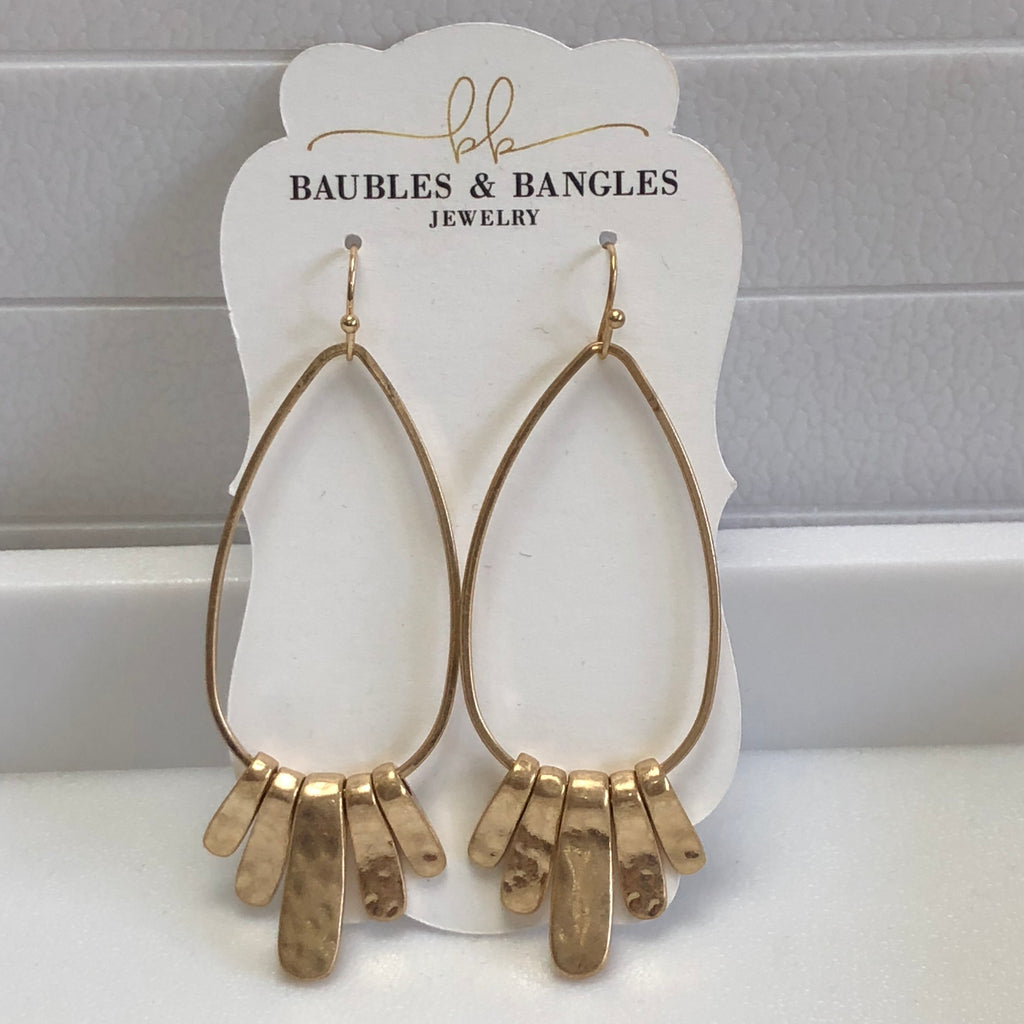 Graduate Earrings