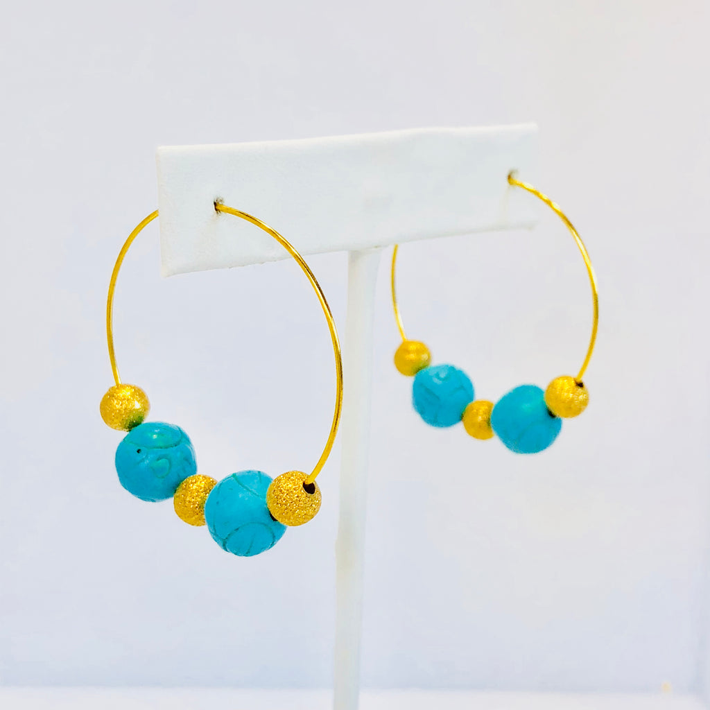 Betany Earrings