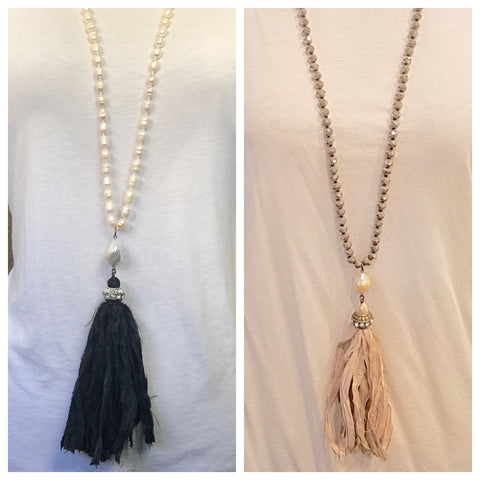 Tellie Necklace