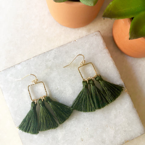 Lark Earrings
