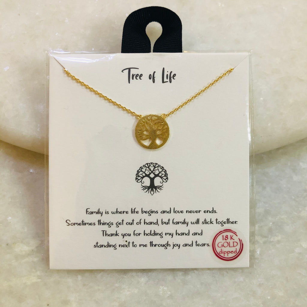 Tree-of-Life Necklace