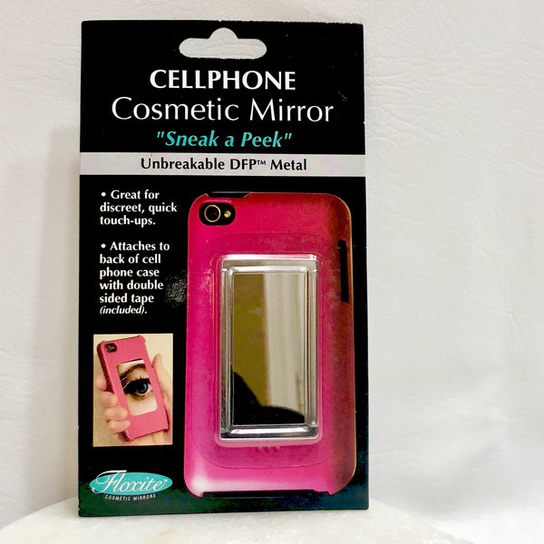 Cellphone Cosmetic Mirror