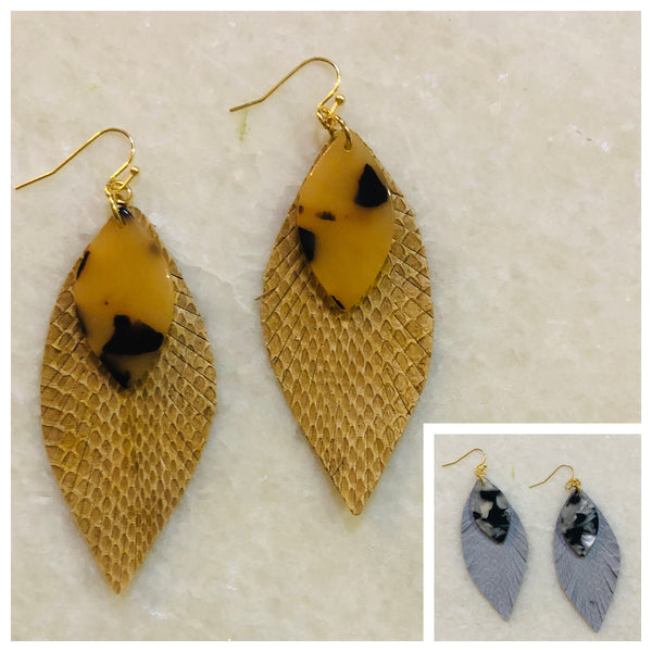 Amaris Earrings