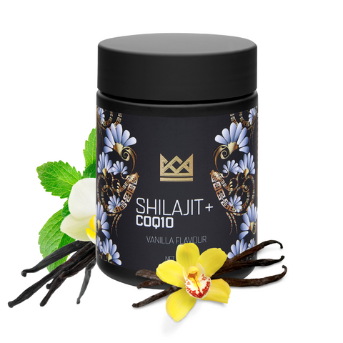 shilajit coq10 nootropic supplement head honcho