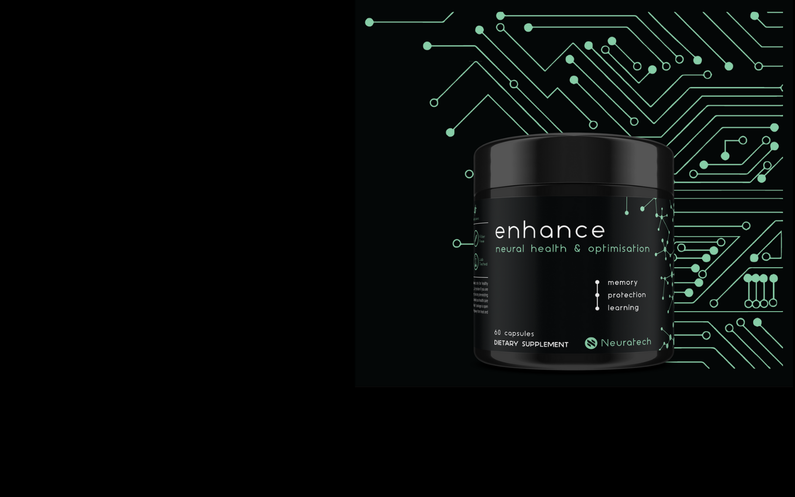 enhance nootropic nutrition banner