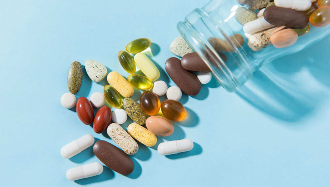 nootropics nutrition vitamins supplements