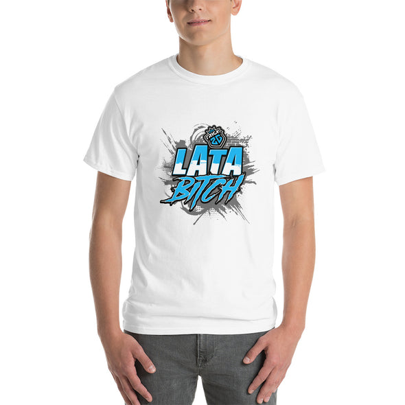 "TRICK2G ""LATA BITCH"" T-SHIRT (TEAL)"