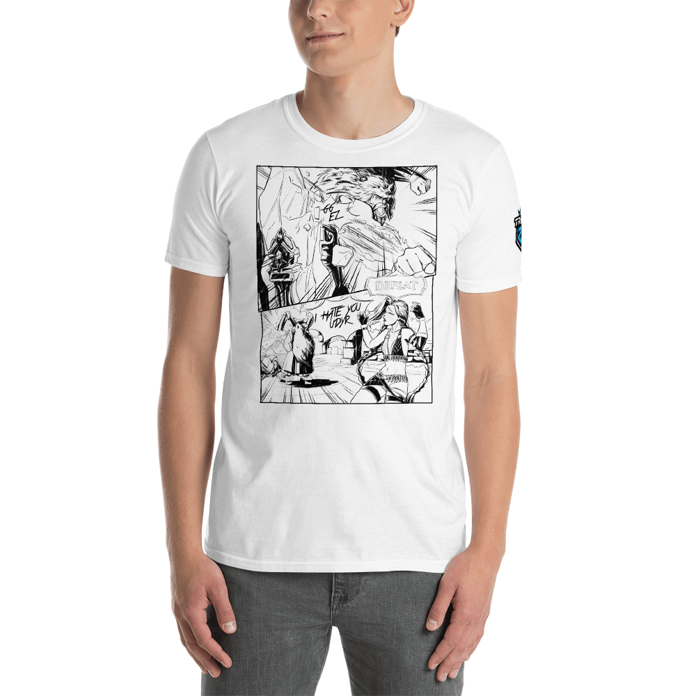 "TRICK2G ""INKED"" SOFTSTYLE T-SHIRT"