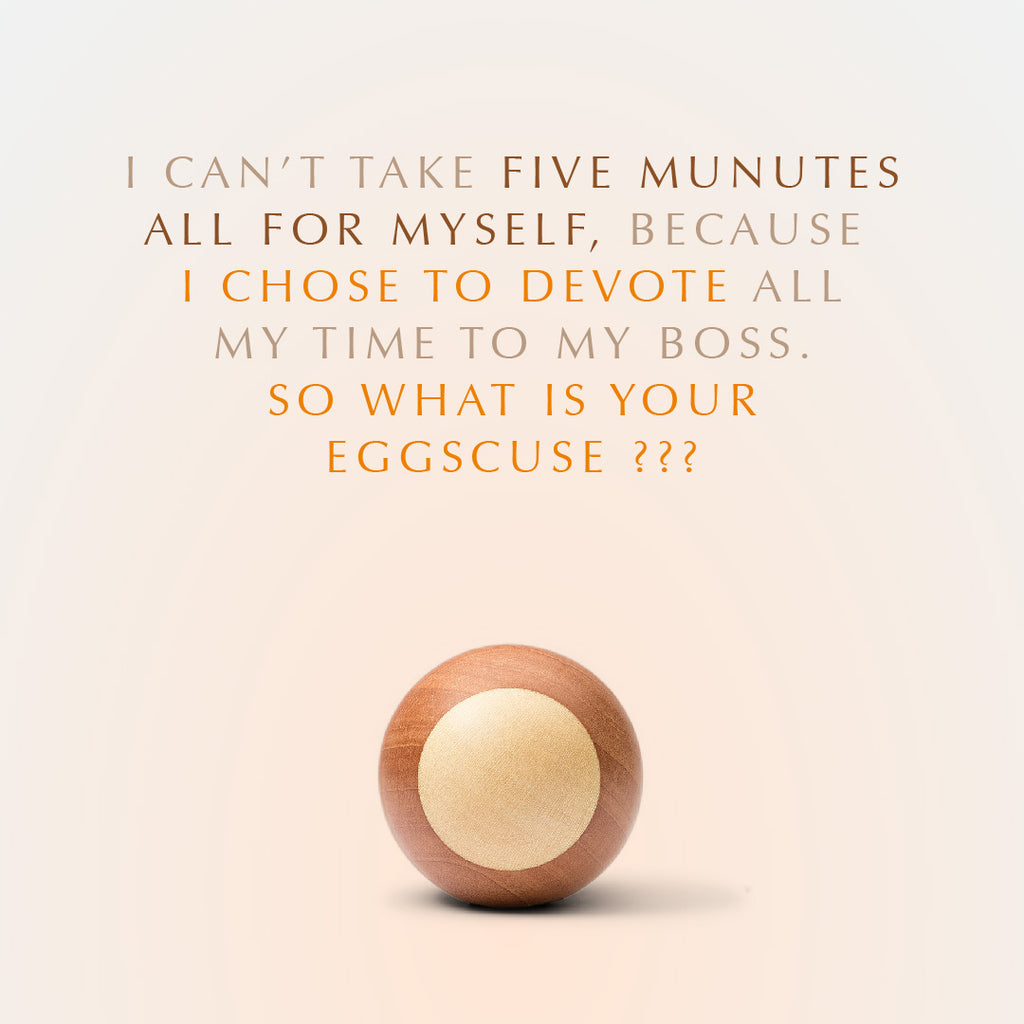 What is your eggscuse?