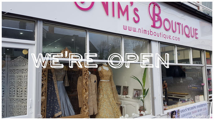 New store opening.