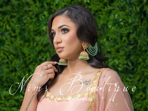 The NB Maharani Mint Chumke