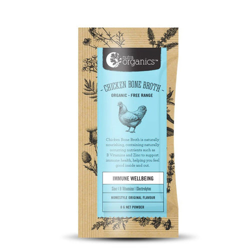 Chicken Bone Broth | Homestyle Original Sachet 8g