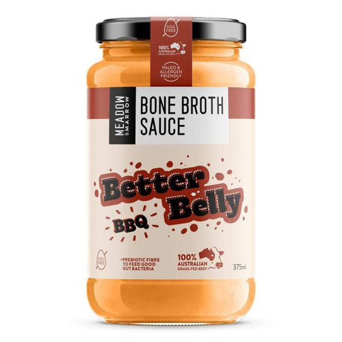 Bone Broth Sauce | Better Belly BBQ 375ml