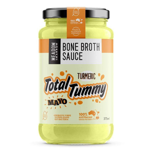 Bone Broth Sauce | Total Tummy Turmeric 375ml
