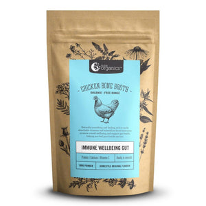 Chicken Bone Broth | Homestyle Original 100g