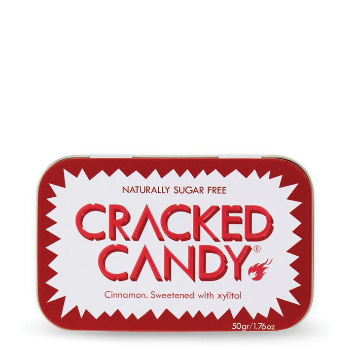 Cracked Candy | Cinnamon 50g